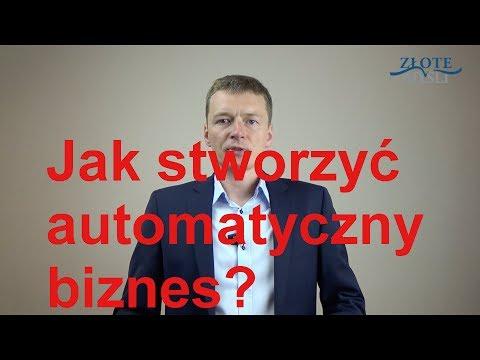 Własny Biznes - Jak Stworzyć Automatyczny Biznes?