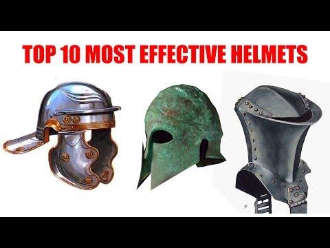 Top 10 Most Effective Helmets