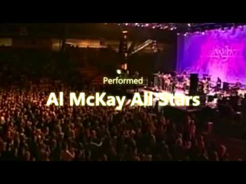 Earth Wind And Fire - Experience performed Al McKay All Stars