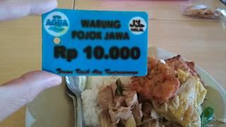 Mangiare con 1 euro a Bali: NASI CAMPUR