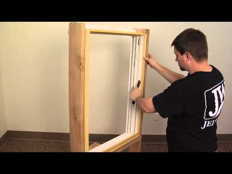 How to Replace a Wood Window Jamb Liner