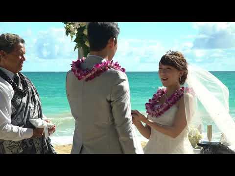 ウエディングスオブハワイ【Weddings of Hawaii】ダイジェスト映像