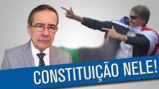 Bolsonaro forneceu a arma para atacá-lo