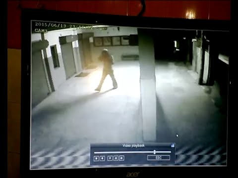 Robbery in School at Ahmedabad    Caught On Camera    Sandesh News