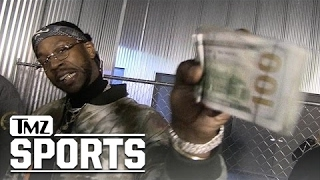 2 CHAINZ BETTING A FORTUNE on the ATL Falcons | TMZ Sports