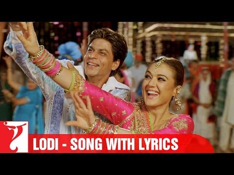 Lodi - Song with Lyrics - Veer-Zaara