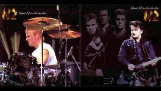 U2 - The Unforgettable Fire Tour - Thank U Too For the Fire (1985/02/04)