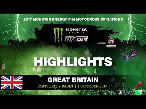Qualifying Highlights - Monster Energy FIM MXoN 2017 presented by Fiat Professional