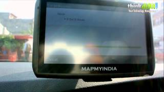 MapMyIndia Zx 250 Review [GPS Device]