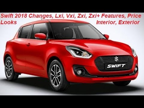 Maruti Swift 2018 Review : Interiors, Exteriors, Features, Prices