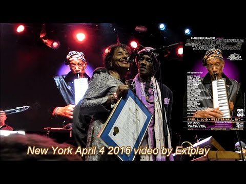 Bernie Worrell All the Woo NY Benefit