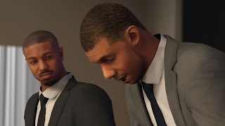 NBA 2K17 PS4 My Career - The NBA Draft!