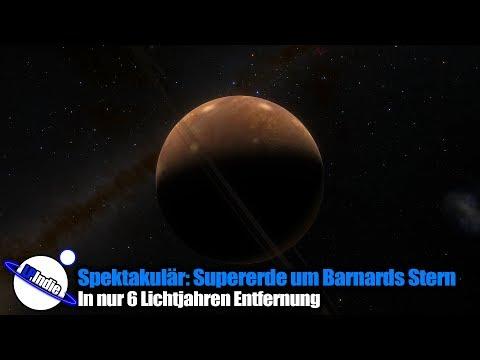 Spektakulär: Supererde in 6 Lichtjahren Entfernung - Barnards Stern