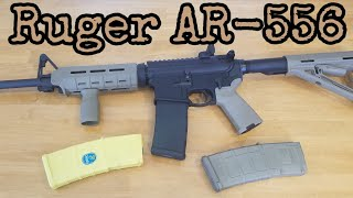 My Thoughts: Ruger AR-556