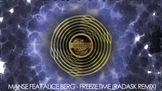Manse feat Alice Berg - Freeze Time (radasK remix) [Melodic Dubstep]