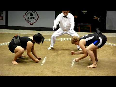 7th Women Sumo World Championships 2008
