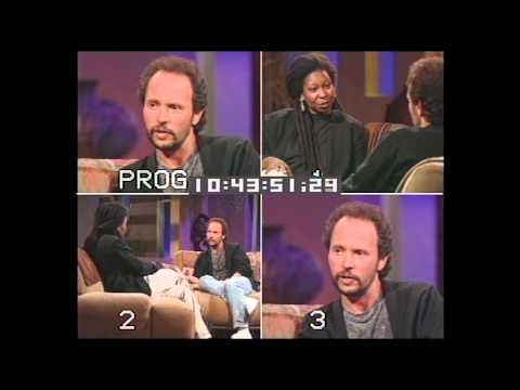 90's Throwback: The Whoopi Goldberg Show - Billy Crystal