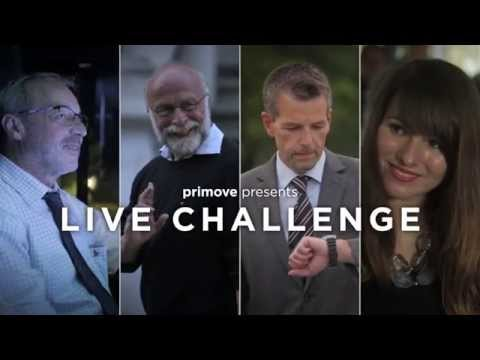 PRIMOVE presents: The live challenge