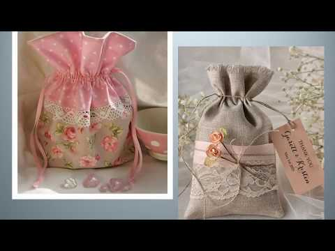 Красота неимоверная. Текстильные мешочки. Мешочки из ткани. Серия 1