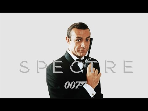 SPECTRE TRAILER - Starring Sean Connery (What if ..)