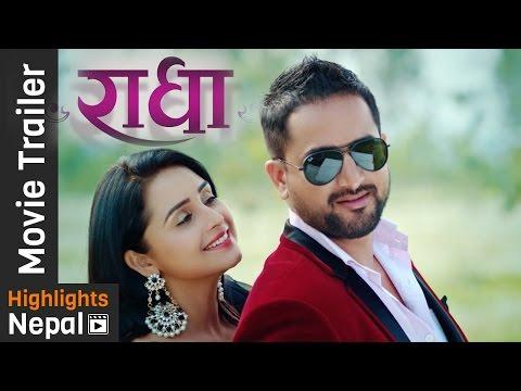 Radha - New Nepali Movie Official Trailer 2016/2073 Ft. Jeevan Luitel, Sanchita Luitel