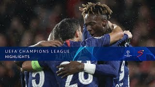 UEFA Champions League | Chelsea v Lille OSC | Highlights