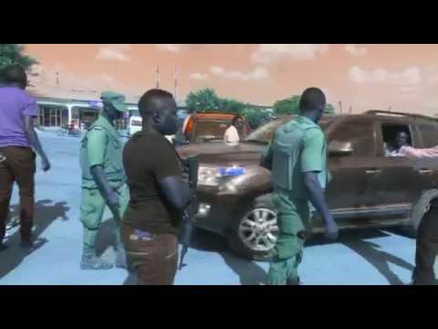 Edward Lowassa alivyokamatwa Geita #1