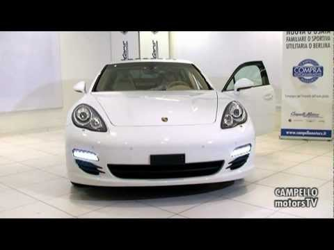 Campello Motors TV – Offerta Auto Porsche Panamera.mp4