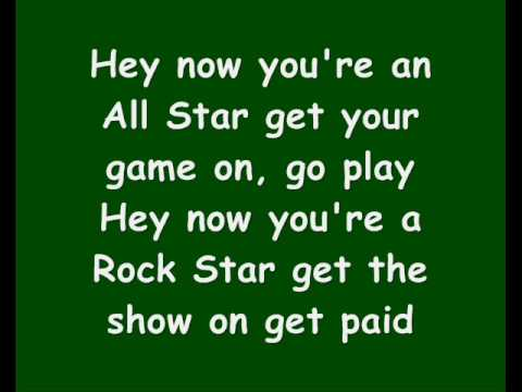 All Star Smash Mouth Lyrics