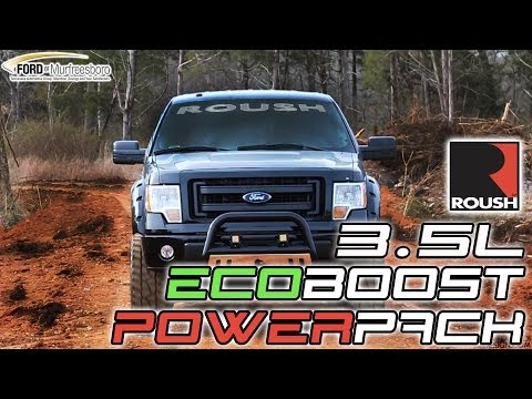 Ford F150 3.5L EcoBoost Roush Power Pack - Ford Of Murfreesboro