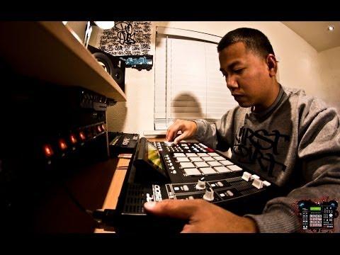 Leksbeat: How To Flip  A Sample [mpc 2500 Beat] video