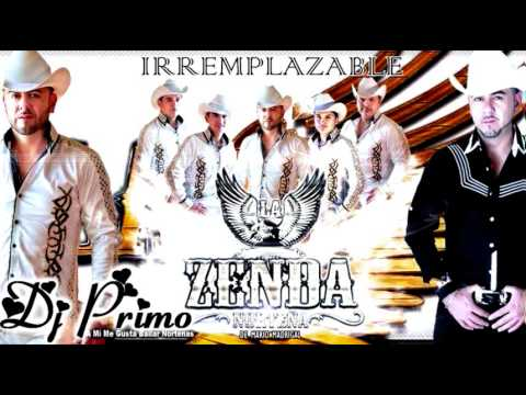 La Zenda Norteña - Irremplazable (Cd Mix 2013)