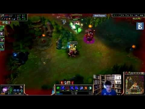 xPeke plays Morgana - Mid - | Boss |