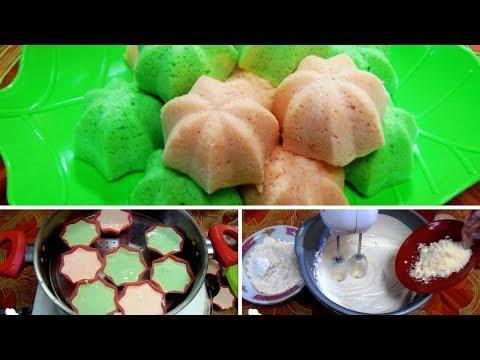 Cara Membuat & Resep Bolu Susu Kukus