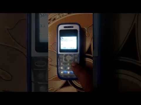 Nokia 1208 reset