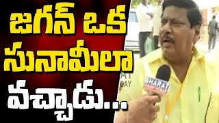 Siva Prasad Interview After YCP Jagan's Victory In Elections 2019  Face To Face With #Sivaprasad