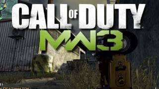 MW3 - Epic Moments - Hiding and Spinning!