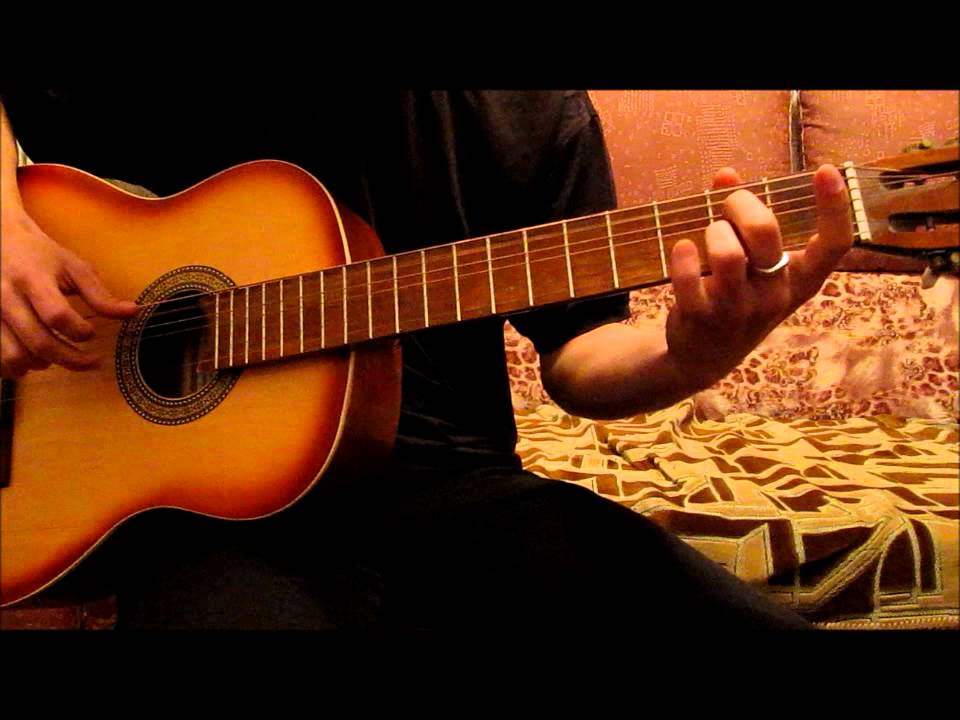 Clint Mansell - Requiem for a dream (acoustic guitar cover) - YouTube