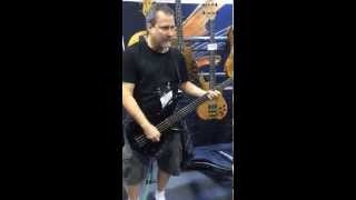 Billy Gould from Faith No More talking about his new ZON Sonus BG4 signature bass!