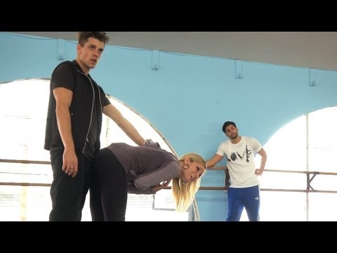 Flirtatious Dance Prank video