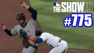 THE LAST RECORD CROSBY NEEDS! | MLB The Show 19 | Road to the Show #775