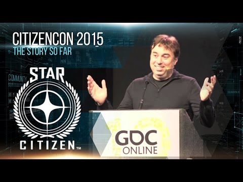 Star Citizen: The Story so Far