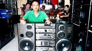 19/4 Độc-dị-lạ Dàn âm thanh Sony A77 bass30 đánh thót tim220v đi Uông bí-Quảng ninh..lh 0982 760 098