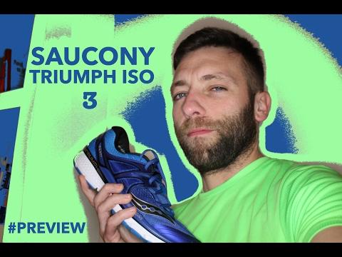 Saucony Triumph ISO  3  ? review zapatilla running máxima amortiguación