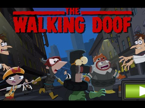 Games: Phineas and Ferb - The Walking Doof