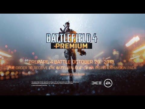 Battlefield 4: Official Premium Video