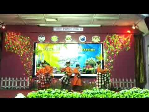 Adik-adik Mahligai Budaya - Malay Traditional Dance video