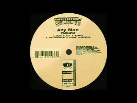 Eminem - Any Man (Instrumental)