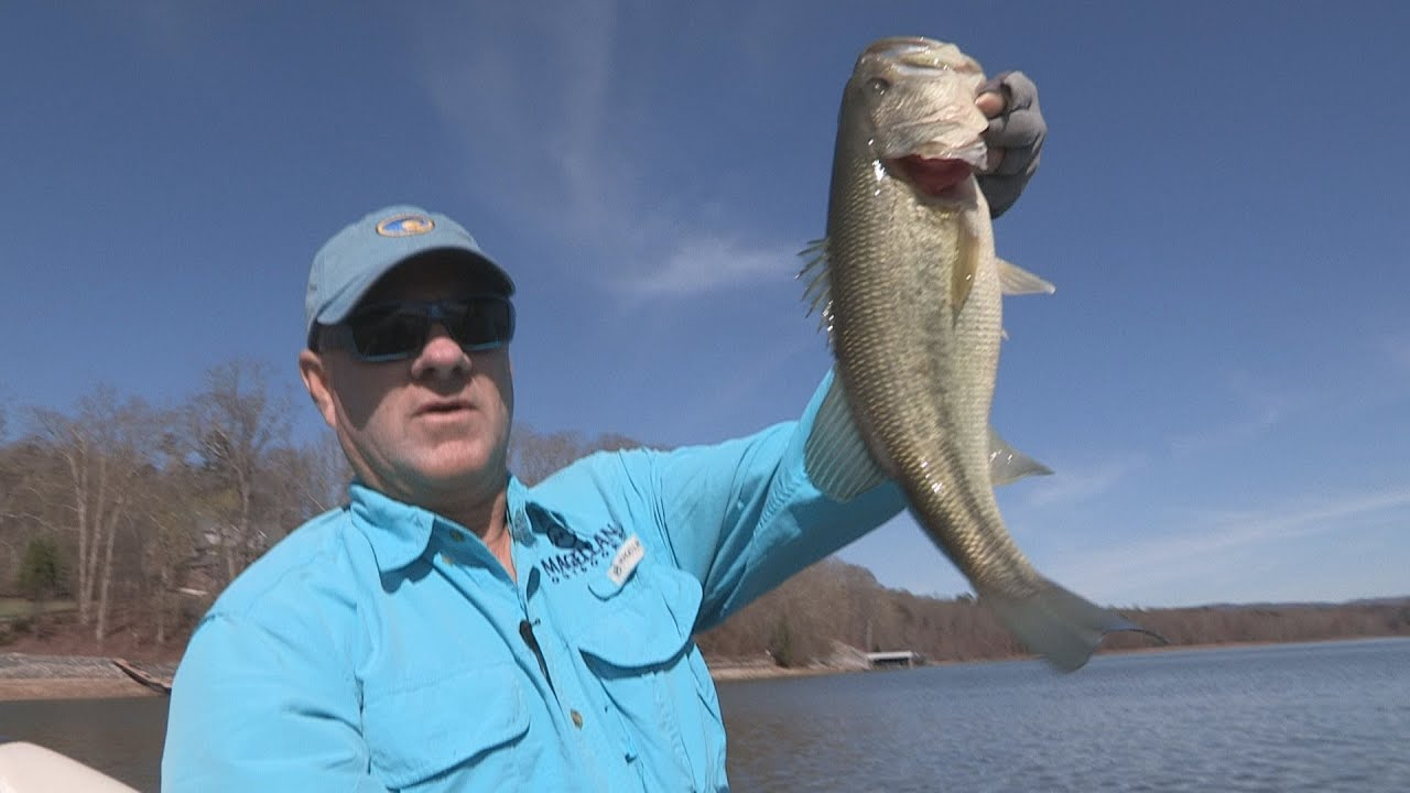 FOX Sports Outdoors SOUTHEAST  20   2015 Lake Chickamauga  Tennessee Bass Fishing