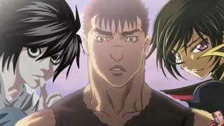 Top 10 Greatest Anime of All Time - (2012 Short Edition) ForneverWorld